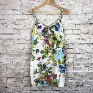 Anthropologie E by Eloise colorful dress